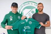 Ab sofort beim FC Burg: Marius Willmann